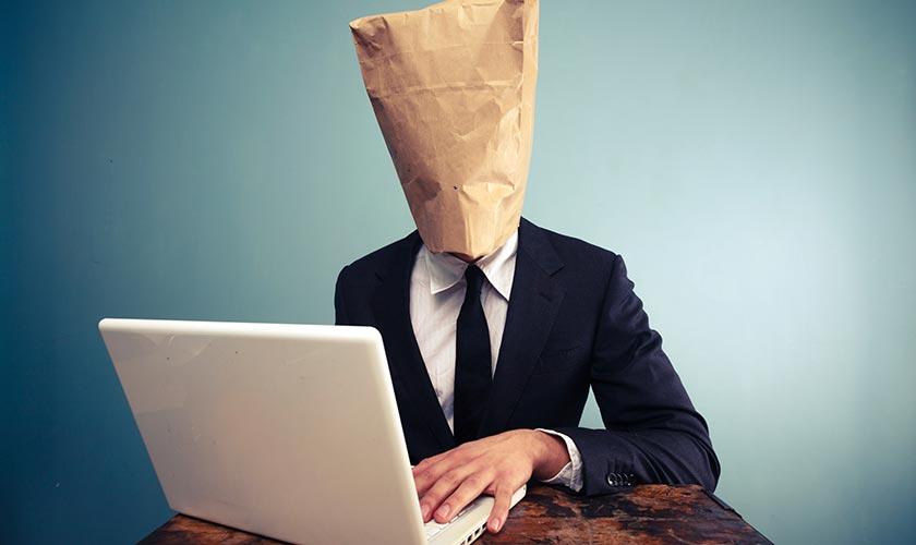 confidentiality vs anonymity