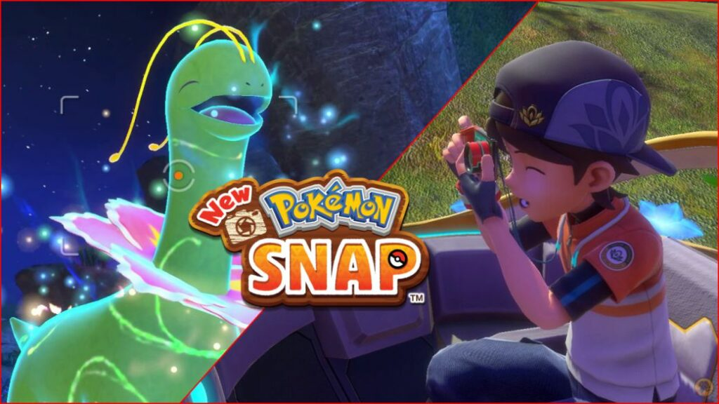 How can you switch off the voices in the new Pokémon Snap game?