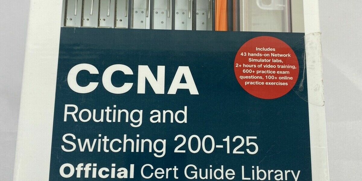 CCNA Routing and Switching 200 125 Certification Guide Summary
